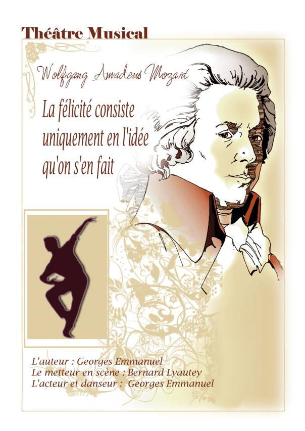Affiche Georges-Emmanuel